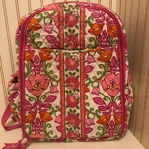 Vera Bradley Diaper Backpack *baby bag* Lily Belle